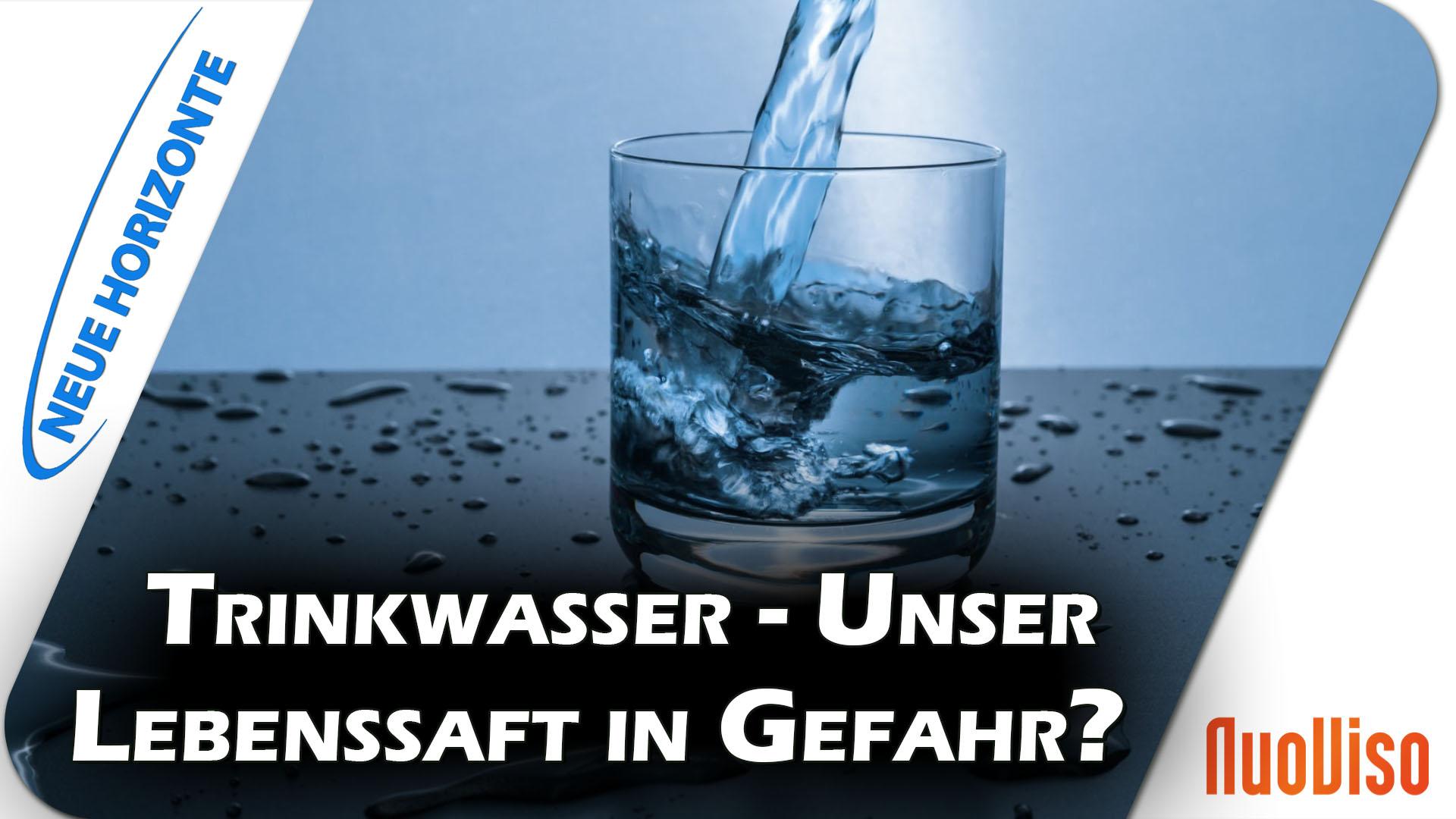 Trinkwasser – Unser Lebenssaft in Gefahr? – Erich Meidert