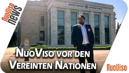 NuoViso vor den Vereinten Nationen – NuoViso News #63