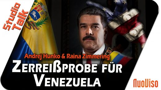Zerreißprobe für Venezuela – Andrej Hunko und Prof  Raina Zimmering