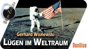 Lügen im Weltraum – Gerhard Wisnewski bei SteinZeit