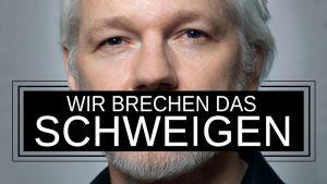 Wir brechen das Schweigen! #FreeAssange