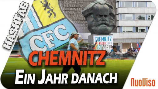 #Chemnitz – Ein Jahr danach – Frank Stoner im Gespräch mit Frank Höfer