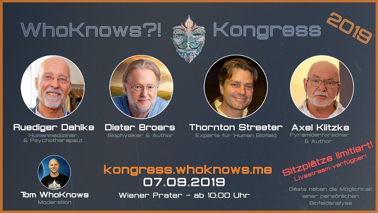 WhoKnows?! Kongress 2019