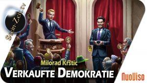 Verkaufte Demokratie – Milorad Krstic bei SteinZeit