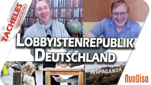 Lobbyistenrepublik Deutschland – Tacheles #13