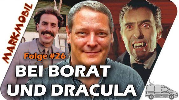 MARKmobil #26 – Bei Borat und Dracula