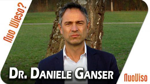 NuoWieso? #10 –  Dr. Daniele Ganser (Historiker und Friedensforscher)