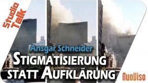 Stigmatisierung statt Aufklärung – Ansgar Schneider im NuoViso Talk