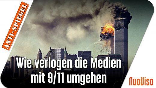 Wie verlogen die Medien mit 9/11 umgehen