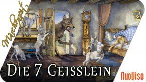 """Die sieben Geisslein – erhobener Zeigefinger oder """"schwarze Pädagogik""""?"""