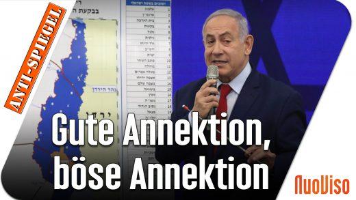 Gute Annektion, böse Annektion –  Wie der SPIEGEL isrealische Völkerrechtsbrüche verharmlost