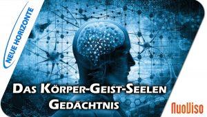 Das Körper-Geist-Seelen-Gedächtnis – Claus Espenschied