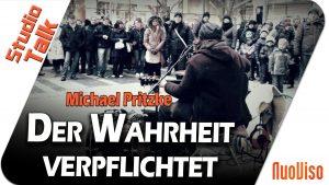 Der Wahrheit verpflichtet – Michael Pritzke im NuoViso Talk