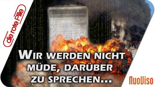 9/11 volljährig! – Wir werden nicht müde, darüber zu sprechen – Robert Stein