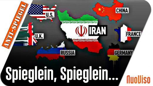 Iran-Krise: Spieglein, Spieglein an der Wand, wer lügt am frechsten im ganzen Land?