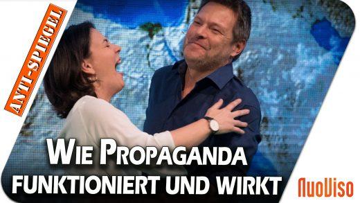 Klima und Umfragewerte der Grünen: Wie Propaganda funktioniert und wirkt