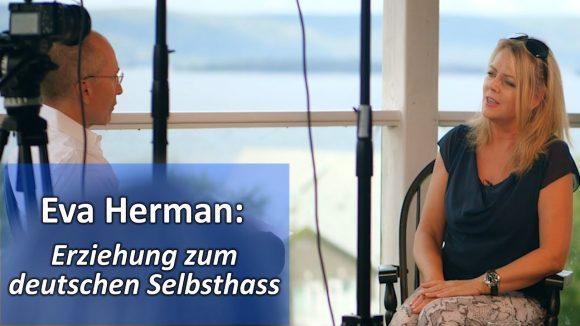 Erziehung zum deutschen Selbsthass – Eva Herman im Gespräch mit Robert Stein
