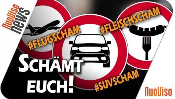Ihr sollt euch schämen! – NuoViso News #72