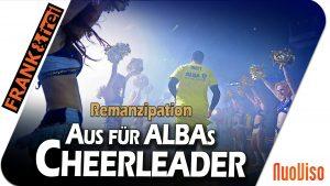 Remanzipation: Aus für ALBAs Cheerleader