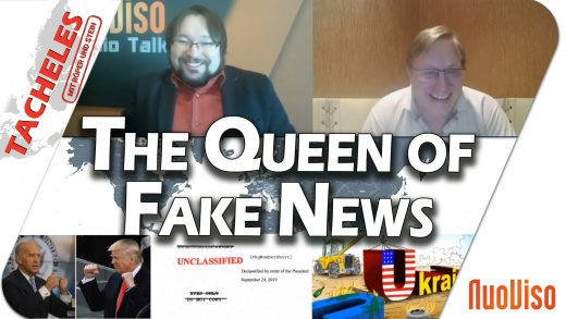 The Queen of Fake News – TACHELES #16