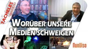 Worüber unsere Medien schweigen – Tacheles #17