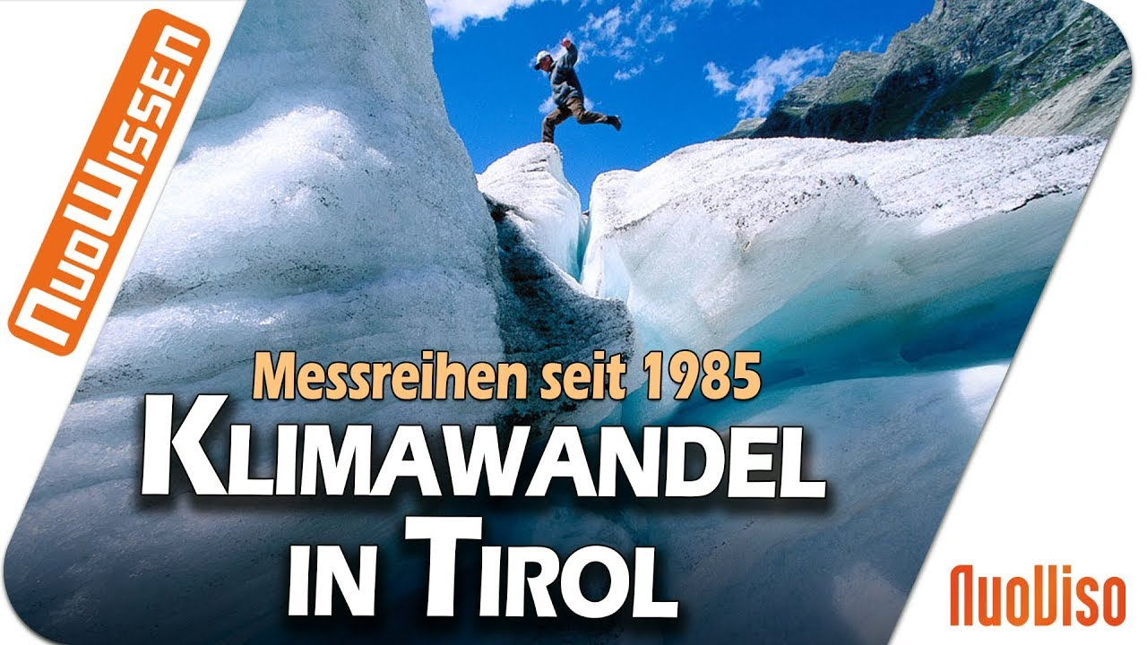 Klimawandel in Tirol – Die Winter seit 1895