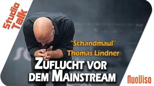 """Zuflucht vor dem Mainstream – """"Schandmaul""""-Sänger Thomas Lindner im NuoViso Talk"""