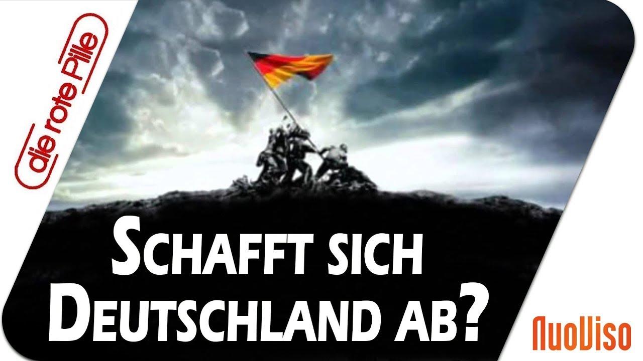 Schafft sich Deutschland ab? – Die rote Pille