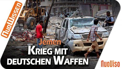 Jemenkrieg: Warum die deutsche Politik sich mitschuldig macht – Mathias Tretschog im NuoViso Talk