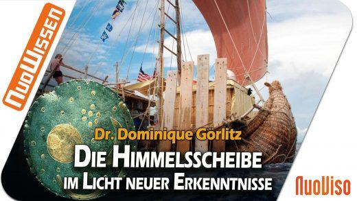 Neueste Erkenntnisse über die Himmelsscheibe  – Dr. Dominique Görlitz
