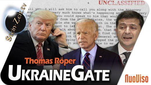 UkraineGate – Thomas Röper im Gespräch mit Robert Stein