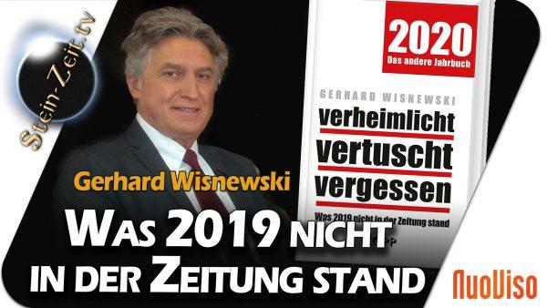 Verheimlicht, vertuscht, vergessen – Gerhard Wisnewski im Gespräch mit Robert Stein