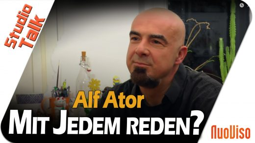 """Alf Ator (""""Knorkator"""") im NuoViso Talk"""