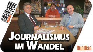 Journalismus im Wandel – #BarCode mit Gerhard Wisnewski