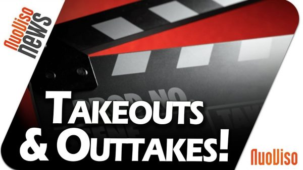 Takeouts & Outtakes! – NuoViso News #83