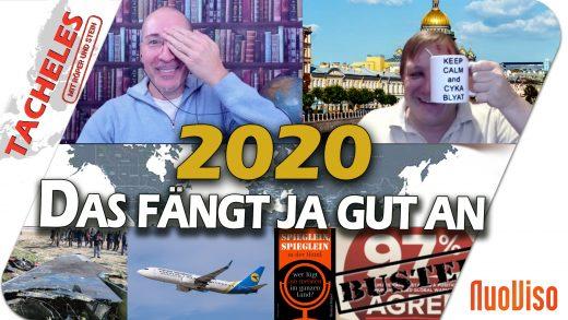 2020 – Das fängt ja gut an – TACHELES #23