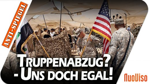 Irak fordert Abzug westlicher Truppen – Ist dem Westen doch egal!