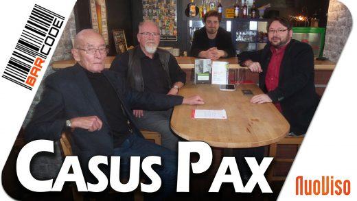 Casus Pax – #BarCode mit Prof. Cornelius Weiss & Dr. Hartmut Kästner