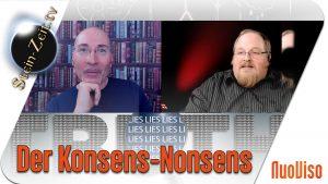 Der Konsens-Nonsens – Markus Fiedler bei SteinZeit
