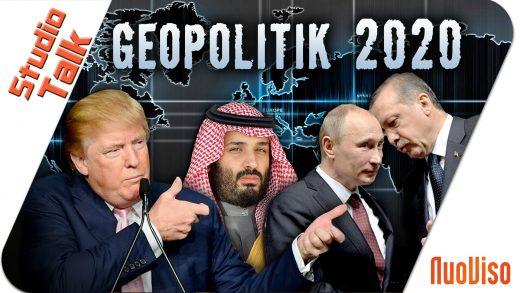Geopolitik 2020 – Christoph Hörstel im NuoViso Talk