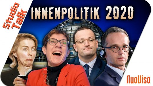 Innenpolitik 2020 – Christoph Hörstel im NuoViso Talk