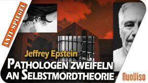 Fall Epstein: Autopsiefotos wecken weitere Zweifel an der offiziellen Selbstmordthese