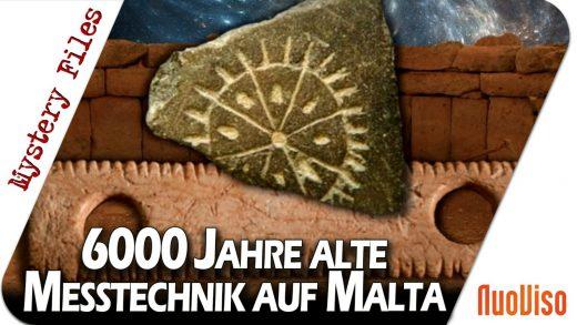 Hightech der Steinzeit? Fast 6000 Jahre alte Messtechnik auf der Insel Malta – Mystery Files #17