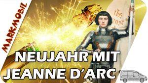 MARKmobil Aktuell – Neujahr mit Jeanne d'Arc