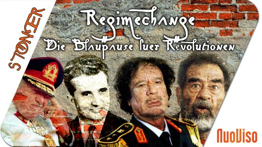 Regimechange – Die Blaupause für Revolutionen