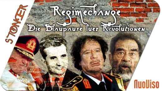 Regimechange – Die Blaupause für Revolutionen