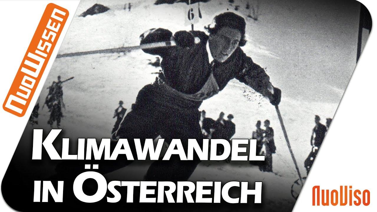 Klimawandel in Österreich – Die Winter  seit 1895 – Messdaten aus alpinen Regionen