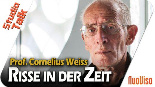 Risse in der Zeit – Prof. Cornelius Weiss im NuoViso Talk