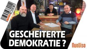 Gescheiterte Demokratie? – BarCode mit Ralf Flierl und Raymond Unger