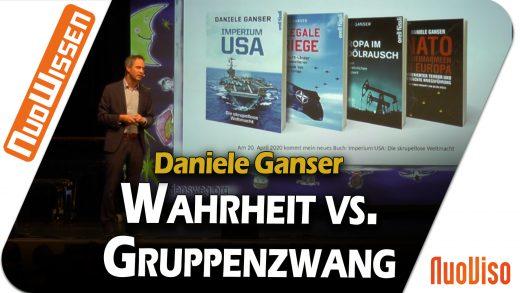 Wahrheit vs. Gruppenzwang – Daniele Ganser